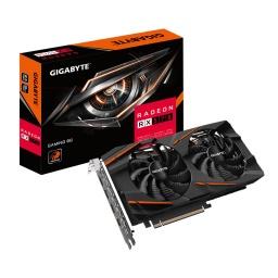TARJETA DE VIDEO GIGABYTE RX570 8GB GDDR5 DUAL FAN AMD RADEON