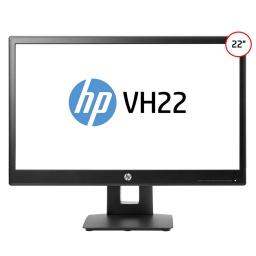 MONITOR HP 22 VH22 LED FULL HD 5MS VGA DVI D