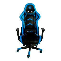 SILLA MARVO GAMER SCORPION CH106 AZUL