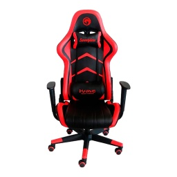 SILLA MARVO GAMER SCORPION CH106 ROJA