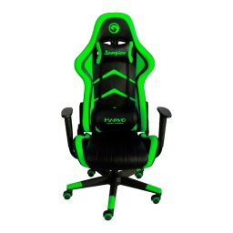 SILLA MARVO GAMER SCORPION CH106 VERDE