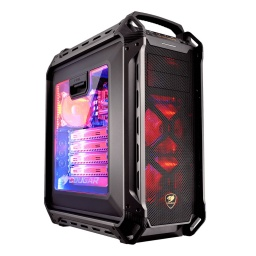 GABINETE COUGAR PANZER MAX GAMER ATX 3 FAN 120MM