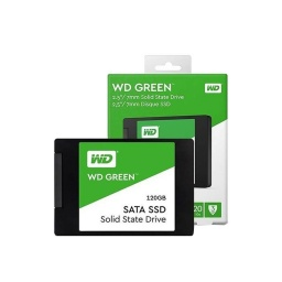 SSD SOLIDO 120GB WD GREEN 2.5 SATA3 6.0GBPS NOTEBOOK Y PC