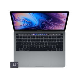 APPLE MACBOOK PRO CORE I5 2.4GHZ 8GB 256GB SSD 13.3 TOUCHBAR 2019
