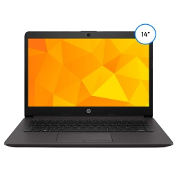 NOTEBOOK HP 240 G7 CORE I5 8250U 1.6GHZ 8GB 1TB LED 14 HD BT TEC ESPAÑOL