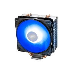 Disipador Cpu Deepcool Gammaxx 400 V2 Azul Led Amd Intel S1200 Am4