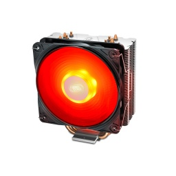 FAN COOLER CPU DEEPCOOL GAMMAXX 400 V2 ROJO AMD INTEL