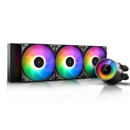REF LIQUIDA CPU DEEPCOOL CASTLE 360 RGB V2 ARGB AMD INTEL