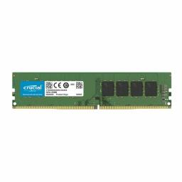 MEMORIA RAM CRUCIAL 16GB DDR4 2666MHZ UDIMM