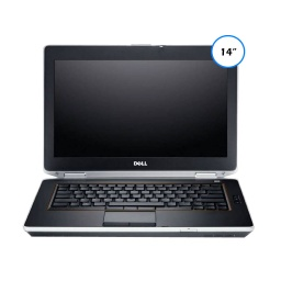 NOTEBOOK DELL LATITUDE E5420 CORE I3 2310M 2.1G 4GB 250GB 14 DVD WIFI