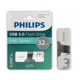 PENDRIVE PHILIPS 32GB CITI USB 3.0