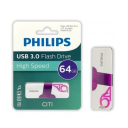 PENDRIVE PHILIPS 64GB CITI USB 3.0