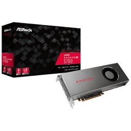 TARJETA DE VIDEO ASROCK RX5700 8GB DDR6 AMD RADEON