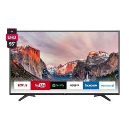 TELEVISOR TV LED 55 BGH ULTRA HD 4K SMART 240HZ MHL WIFI