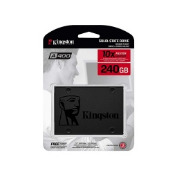 SSD KINGSTON A400 240GB SATA3 2.5""