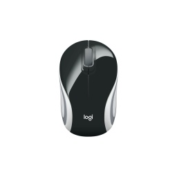 MINI MOUSE INALAMBRICO LOGITECH M187 NEGRO WIRELESS PORTABLE