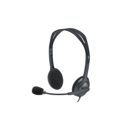 AURICULATES LOGITECH H111 STEREO HEADSET CON MICROFONO 3,5MM