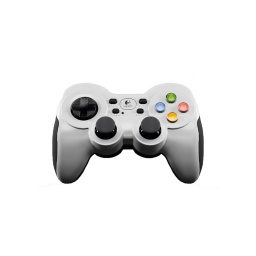 JOYSTICK GAMEPAD INALAMBRICO LOGITECH F710 G 2.4GHZ GAMER PARA PC CON VIBRACION ANALOGO COMPATIBLE CON ANDROID TV
