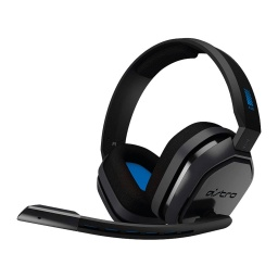 AURICULARES GAMER ASTRO A10 AZUL  PS4 X BOX ONE WINDOWS 10