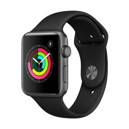 RELOJ APPLE WATCH SMART SERIE 3 42MM MQL12LL-A SUMERGIBLE 50M