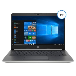 NOTEBOOK HP 14-DQ1037 CORE I5 1035G4 4GB 128GB 14 HD LED BT WIN10