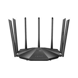 ROUTER TENDA AC23 AC2100 DUAL BAND GIGABIT 7 ANTENAS 6DBI