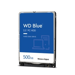 DISCO DURO WD BLUE R2 500 GB 2.5 SATA III 5400 RPM SLIM
