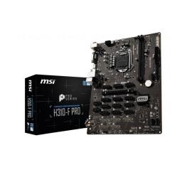 MOTHERBOARD MSI H310F PRO 1151 8VA HDMI
