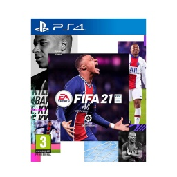 FIFA21 PS4 PS5 SONY JUEGO FISICO ENTREGA INMEDIATA