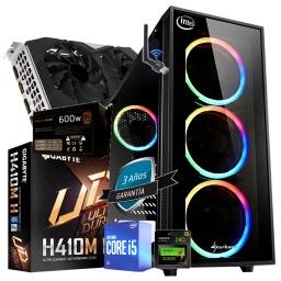 PC GAMER INTEL CORE I5 10400F RTX 2060 6GB 8GB SSD 240GB 10MA GENERACION