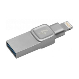 PENDRIVE KINGSTON DATATRAVELER BOLT DUO 128GB USB 3.0