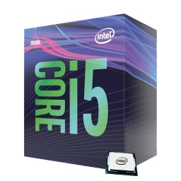 PROCESADOR CPU INTEL CORE I5 9400 SIX CORE 2.9 A 4.1GHZ