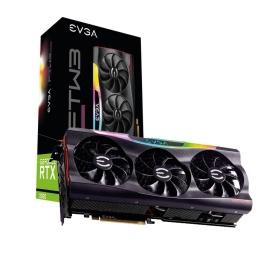 TARJETA DE VIDEO EVGA RTX 3090 24GB FTW3 ULTRA GDDR6X HDMI DP PCIE 4.0 NVIDIA GEFORCE