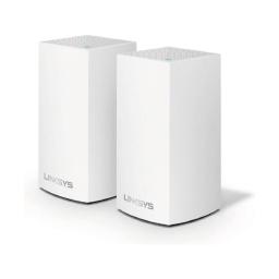 Sistema Linksys Velo Wifi Intelligent Mesh Whw0102 Dual Band Ac2600 2Pk