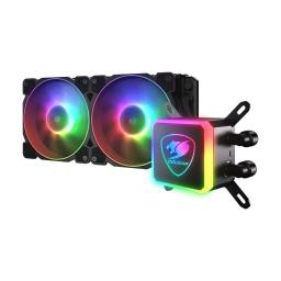 REF LIQUIDA CPU COUGAR AQUA 240 RGB INTEL AMD