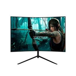 Monitor Hopestar 24 Full Hd Curvo Gamer 144Hz 2Ms Led Hdmi 1080P Amd Free Sync
