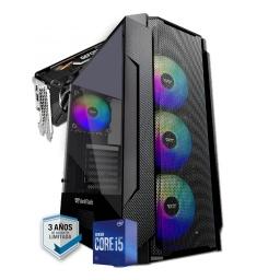 PC Gamer Intel Core i5 10400f 16Gb Ssd 480Gb Gtx1660 Super 6GB Gddr 6 Dp HDMI Wifi Win10