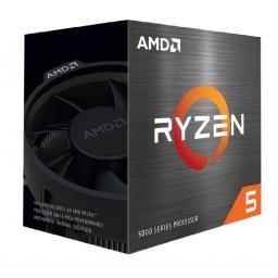 PROCESADOR CPU AMD RYZEN 5 5600X SIX CORE 3.7 A 4.6GHZ AM4