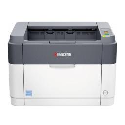 Impresora Kyocera Manual Laser Usb FS-1040 21 ppm 600x600 ppp 10.000 Copias Mensuales