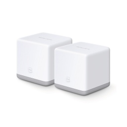 Access Point Mesh Wifi System Mercusys Halo S3 300MBPS Pack 2 Unidades