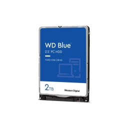 "Disco Duro WD 2Tb Blue2.5"" Sata3 6.0Gbps 5400Rpm R2 Scorpion"