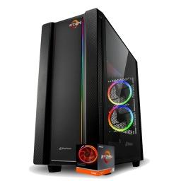 PC Gamer AMD Ryzen 9 3900x X570 16Gb 3600Mhz RGB Nvme 1Tb Rtx 3090 24GB Gddr6 Dp HDMI Win10