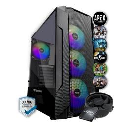 PC Gamer AMD Ryzen 9 3950x X570 64Gb 4133Mhz RGB Nvme 1Tb Rtx 3090 24GB Gddr6 Dp HDMI Win10