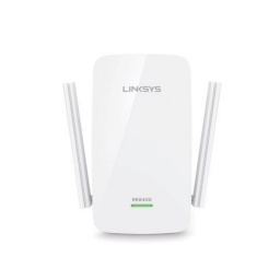 Repetidor Extensor Wifi Linksys Re6400 Dual Band AC1200 1200Mbps Boost Ex