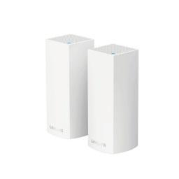 Sistema Linksys Velop Wifi Intelligent Whw0302 Mesh Triple Band 2Pk 2.4Ghz 5Ghz