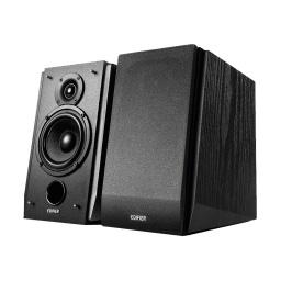 Parlante Edifier R1855DB 2.0 70W Rms Control Remoto Negro