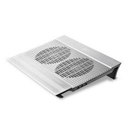 Bandeja Notebook Deepcool N8 Aluminio Hub Usb 17