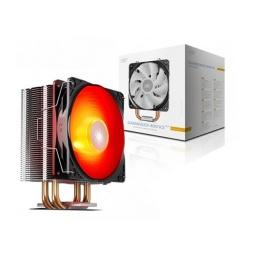 Disipador Cpu Deepcool Gammaxx 400 V2 Rojo Led Amd Intel S1200 Am4