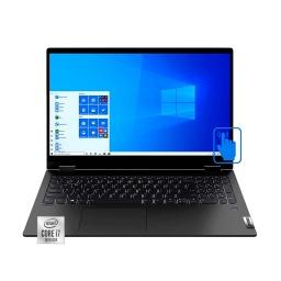 Notebook Lenovo Flex 5 15iil05 Core i7 1065G7 Quad Core 3.9Ghz 12Gb Nvme 512Gb 15.6 Fhd Tactil 360 Wifi6 Teclado Ilumina