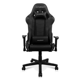 Silla Gamer DXRacer Max Reclinable 135 Grados Hasta 90kg Modelo 2021 Negro